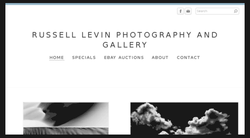 Russ Levin Photography & Gallery